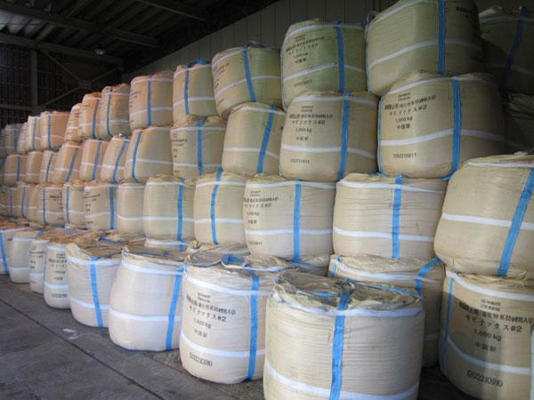凍結防止剤開発事業イメージ