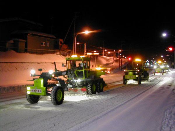 道路維持・除雪事業イメージ
